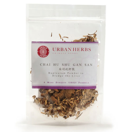 Urban Herbs Chai Hu Shu Gan San Whole Herb (91g) by Urban Herbs