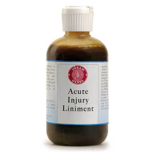 Urban Herbs Acute Injury Liniment (4 oz.) by Urban Herbs