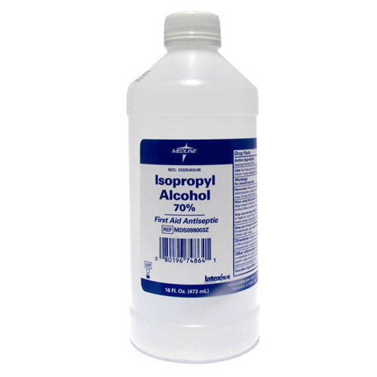 Picture of Alcohol, Isopropyl , 16oz bottle