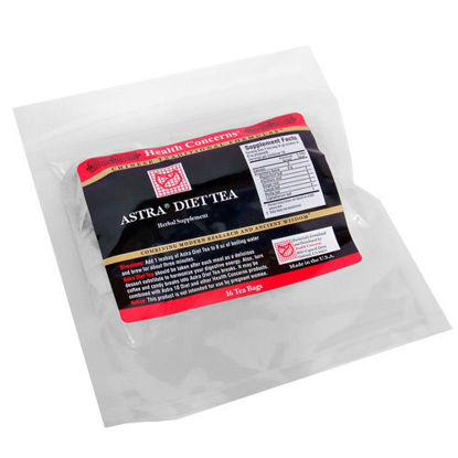 Picture of Astra Diet Tea Bags, Health Concerns