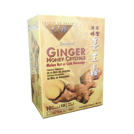 Picture of Ginger Honey Crystals Beverage 10's