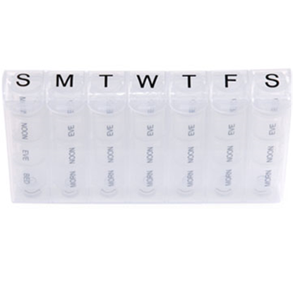 Picture of Pill Organizer Chest 7 Day