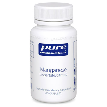 Picture of Manganese 60ct, Pure Encapsulations