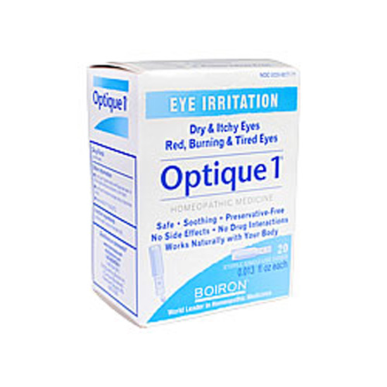 Picture of Optique Eye Drops by Boiron