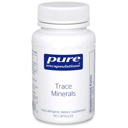 Picture of Trace Minerals 60ct., Pure Encapsulations