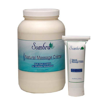 Picture of Sombra Massage Cream 8oz