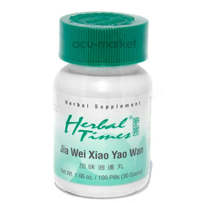Picture of Jia Wei Xiao Yao Wan by Herbal Times®