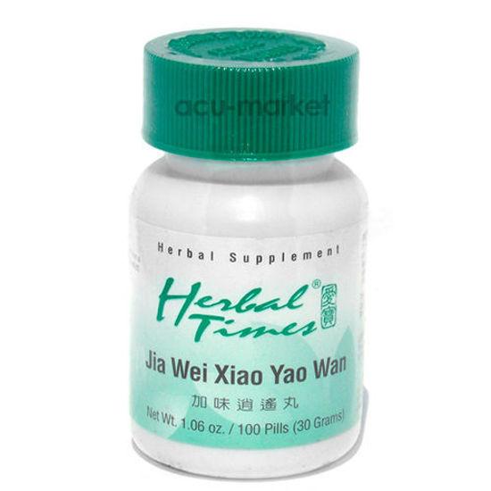 Picture of Jia Wei Xiao Yao Wan by Herbal Times®