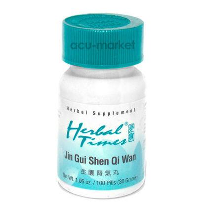 Picture of Jin Gui Shen Qi Wan by Herbal Times®