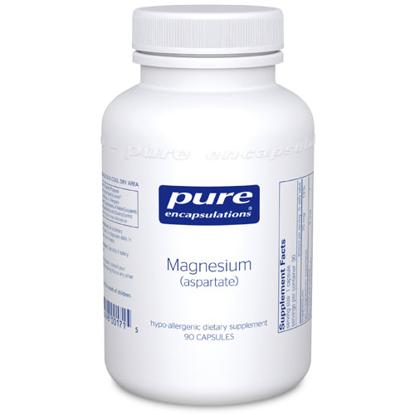 Picture of Magnesium (aspartate) 90's, Pure Encapsulations