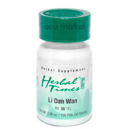 Picture of Li Dan Wan, Herbal Times®