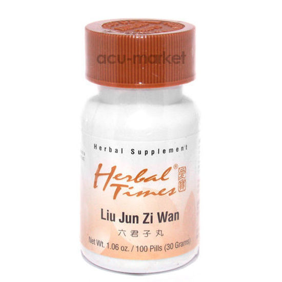 Picture of Liu Jun Zi Wan, Herbal Times®