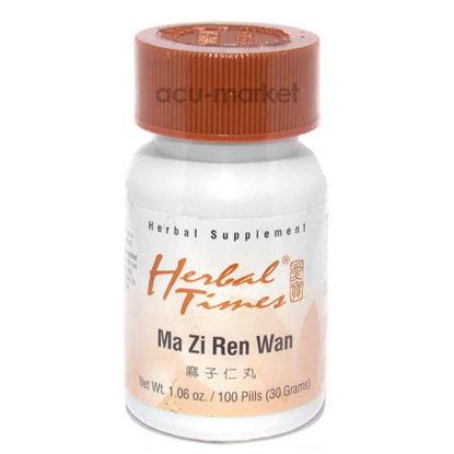 Picture of Ma Zi Ren Wan, Herbal Times®