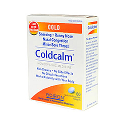 Picture of Coldcalm Tablets by Boiron 60's