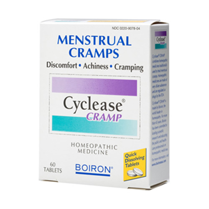 Picture of Cyclease Cramp tabs by Boiron 60's