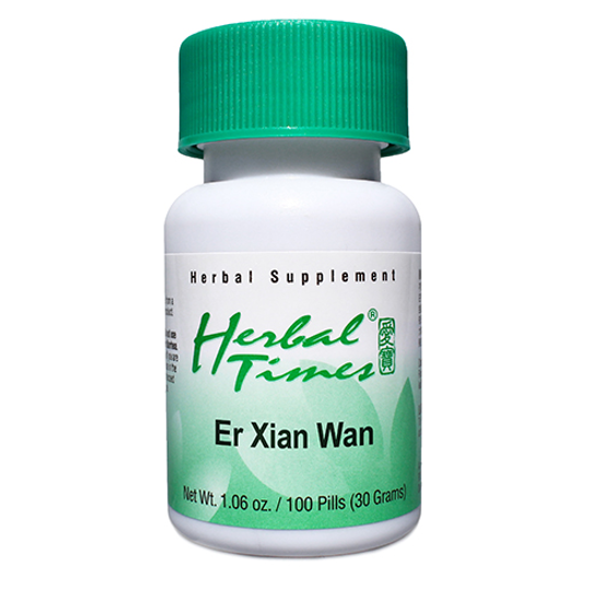 Picture of Er Xian Wan, Herbal Times®