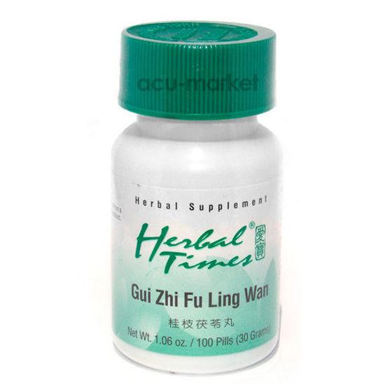 Picture of Gui Zhi Fu Ling Wan, Herbal Times®