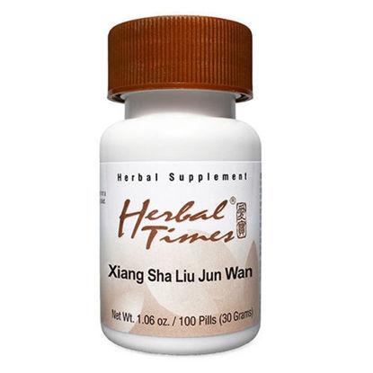 Picture of Xiang Sha Liu Jun Wan, Herbal Times®