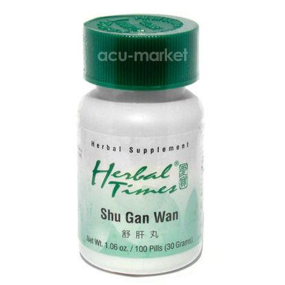 Picture of Shu Gan Wan, Herbal Times®