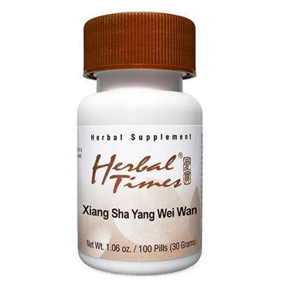 Picture of Xiang Sha Yang Wei Wan, Herbal Times®