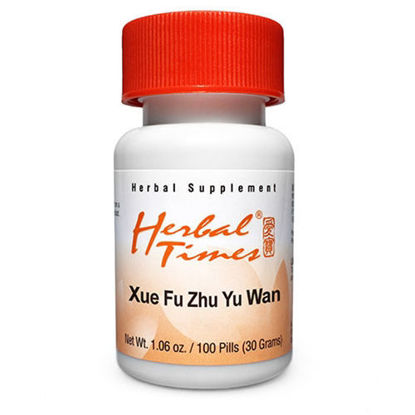 Picture of Xue Fu Zhu Yu Wan, Herbal Times®