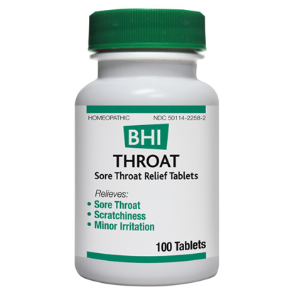 Picture of Throat Tabs by BHI 100's