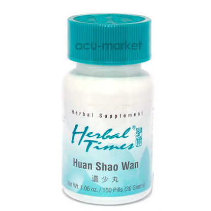 Picture of Huan Shao Wan, Herbal Times®