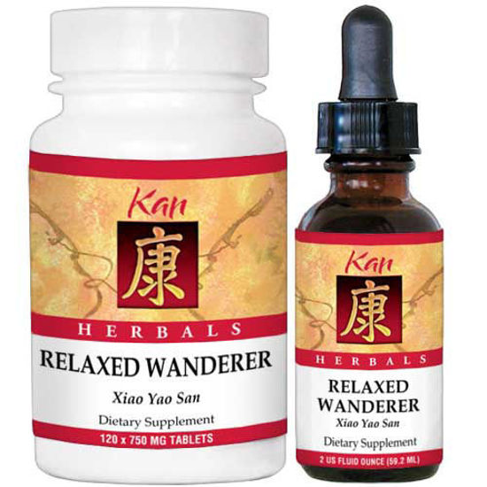 Picture of Relaxed Wanderer by Kan