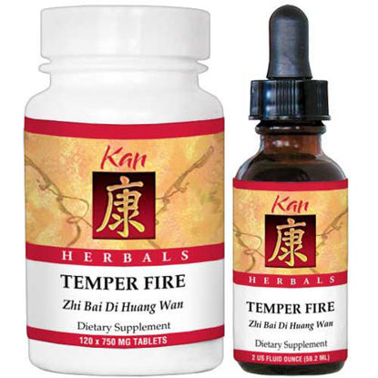 Picture of Temper Fire by Kan