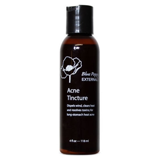 Picture of Acne Tincture 4oz, Blue Poppy