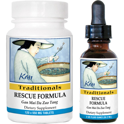 Picture of Rescue Formula by Kan