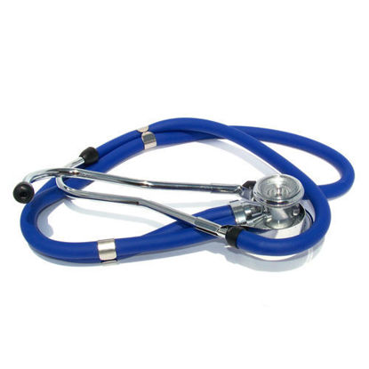 Picture of Stethoscope Dlx Sprague Rappaport (Blue)