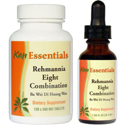 Picture of Rehmannia Eight Combination by Kan