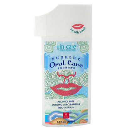 Picture of Yin Care Oral Care Mouth Wash (150ml) 5.1oz.
