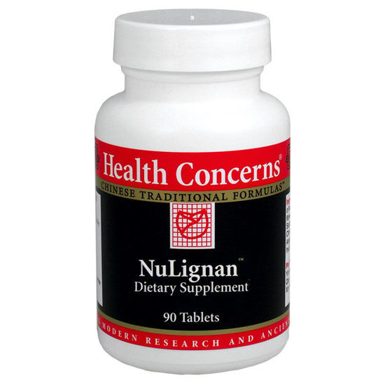 Picture of NuLignan tablets 90's, Health Concerns