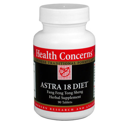 Picture of Astra 18 Diet 90 tabs, Health Concerns