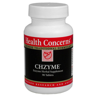 Picture of Chzyme, Health Concerns 90 tabs