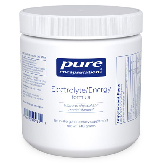 Picture of Electrolyte Energy Formula 340g., Pure Encapsulations