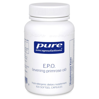 Picture of EPO (evening primrose oil) 100's, Pure Encapsulations