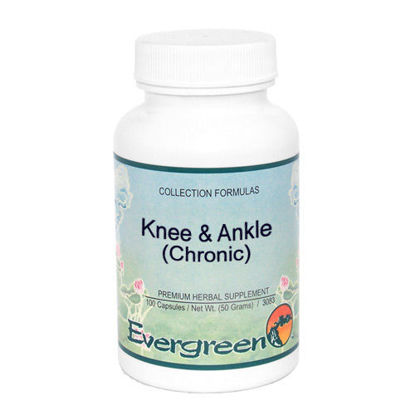 Picture of Knee & Ankle (CR) - Evergreen Caps 100ct