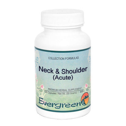 Picture of Neck & Shoulder (AC) - Evergreen Caps 100ct