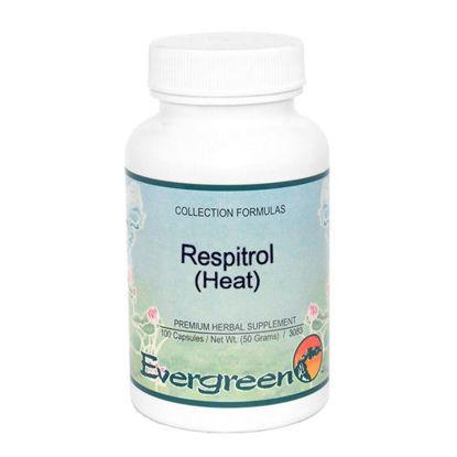 Picture of Respitrol (Heat) - Evergreen Caps 100ct
