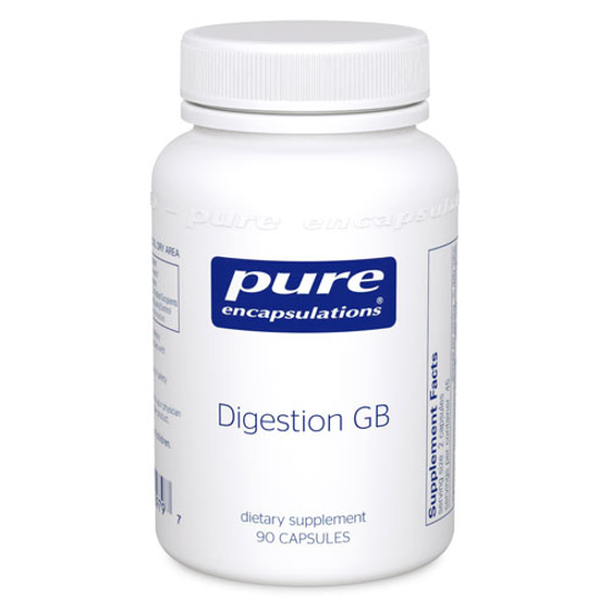 Picture of Digestion GB 90's, Pure Encapsulations
