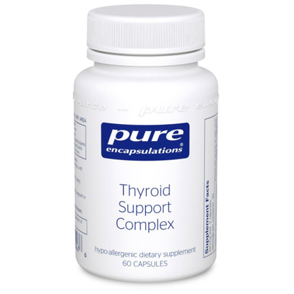Picture of Thyroid Support Complex 60's, Pure