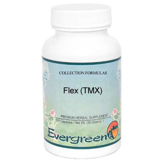 Picture of Flex (TMX) *Formerly Traumanex* - Evergreen Caps 100ct