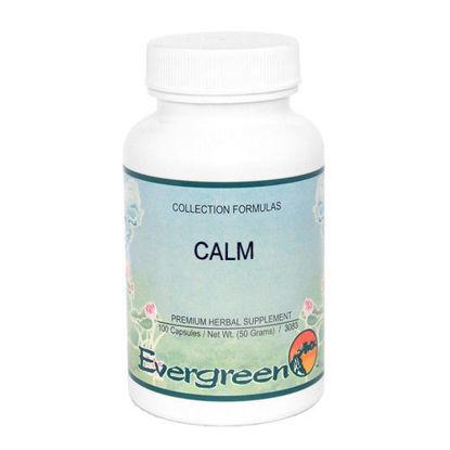 Picture of Calm - Evergreen Caps 100ct