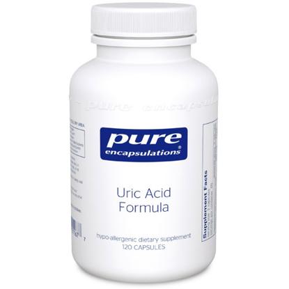 Picture of Uric Acid Formula 120's, Pure Encapsulations