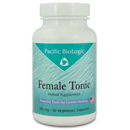 Picture of Female Tonic 90's, Pacific BioLogic