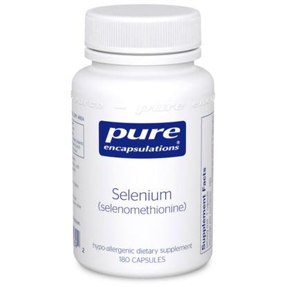 Picture of Selenium (selenomethionine) 180's, Pure Encapsulations