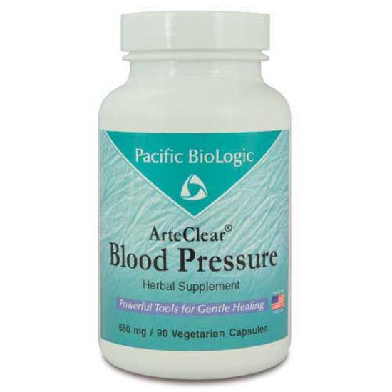 Picture of Arte Clear Blood Pressure 90's, Pacific BioLogic